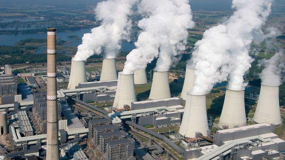 Mit Kohlekraftwerk Die Erneuerbaren Unterst 252 Tzen