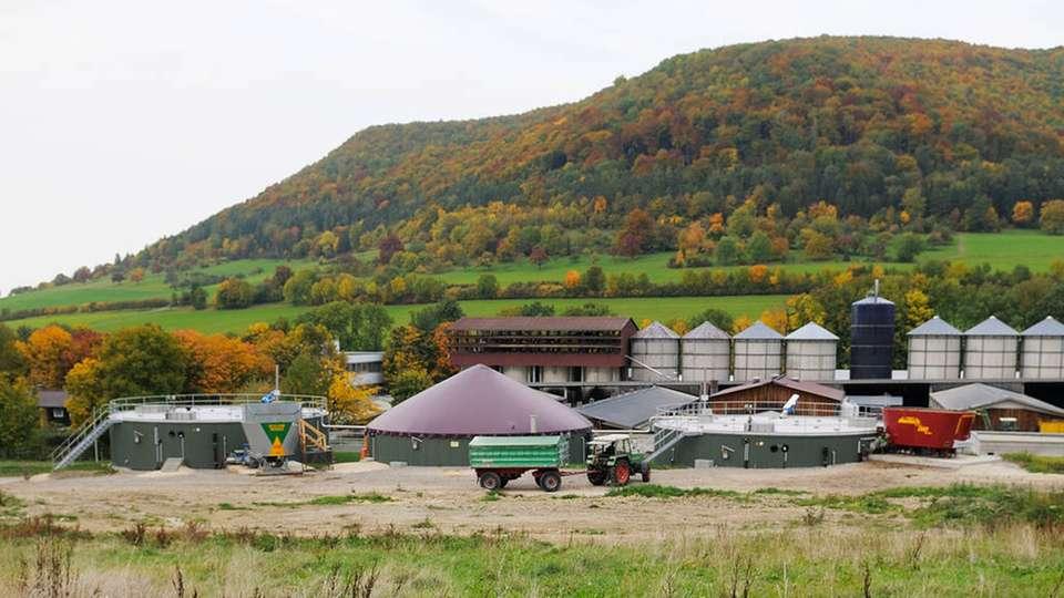 Messkampagne Soll Ungenutzte Potenziale Bei Biogas Heben