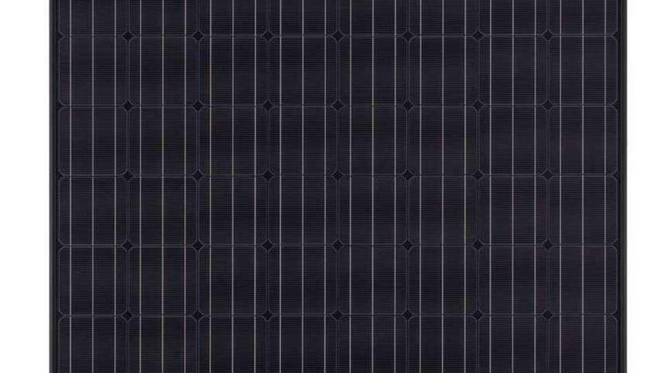 Panasonic Bringt Schwarze Solarzelle Auf Den Markt