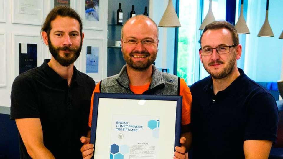 Zenon-Software erhält BTL-Zertifikat